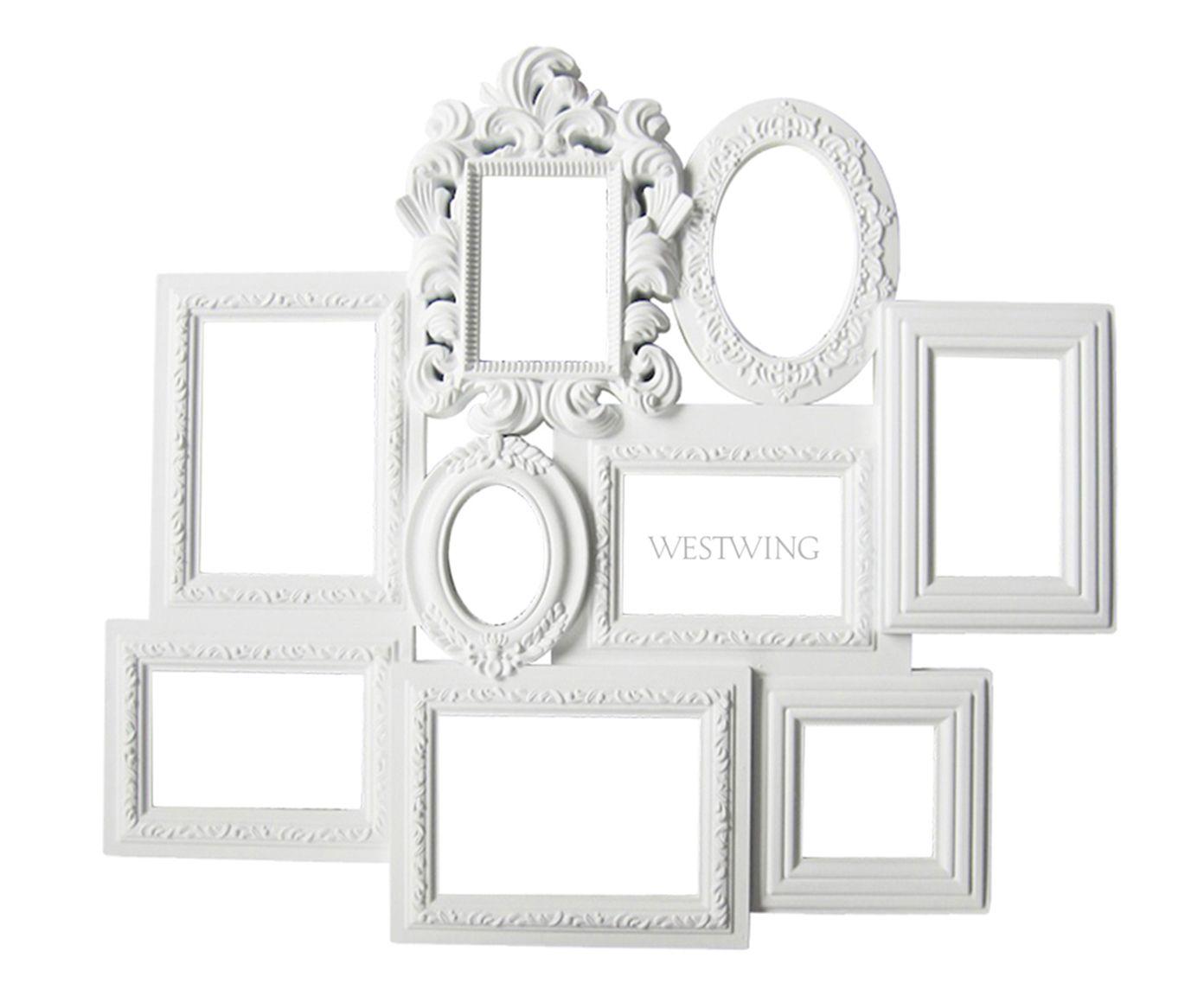 Porta-Retrato Multiple Baroque - 66,5X58,5X3cm   Westwing.com.br
