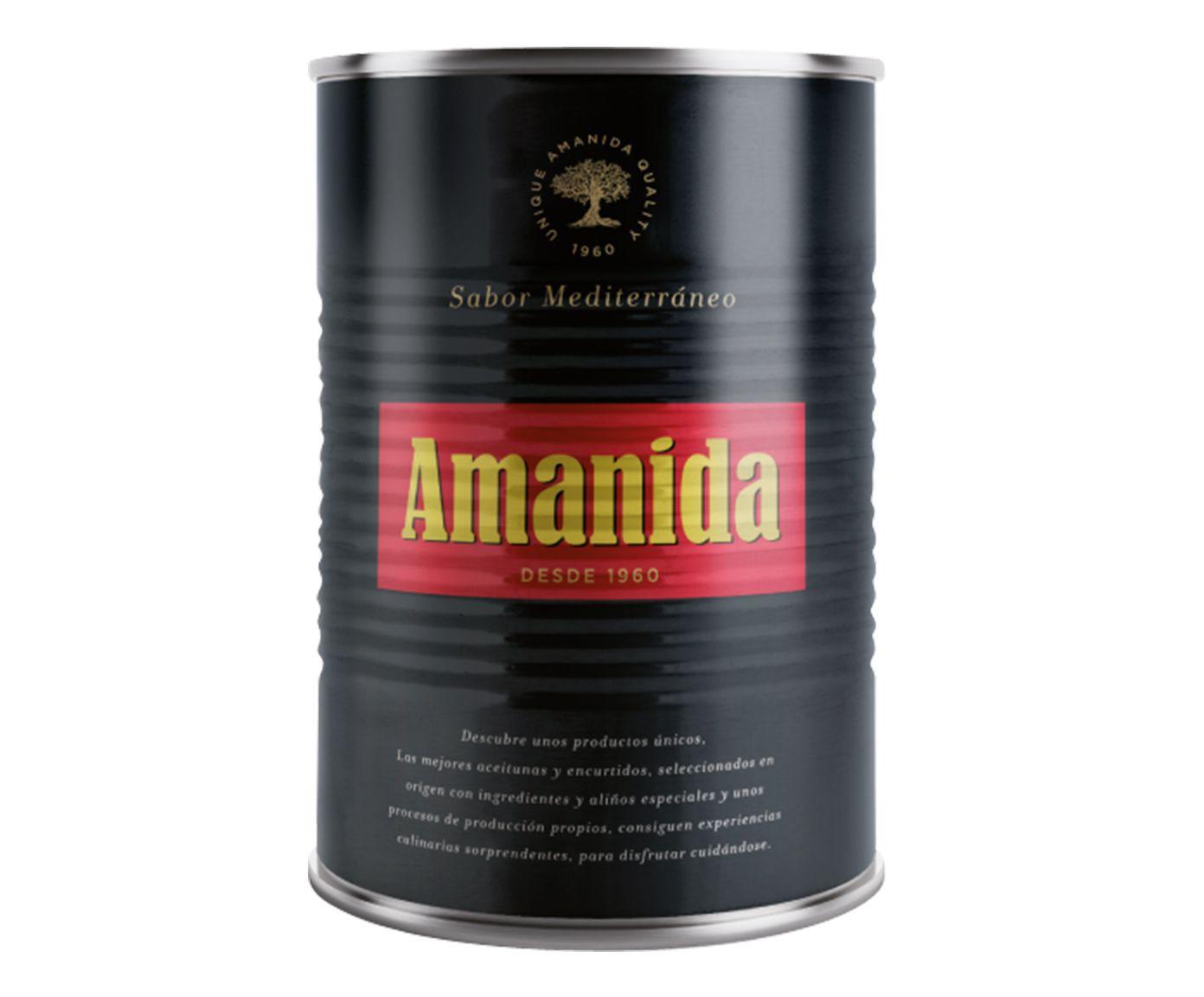 Pepininho com Azeite de Oliva Amanida - 4Kg   Westwing.com.br