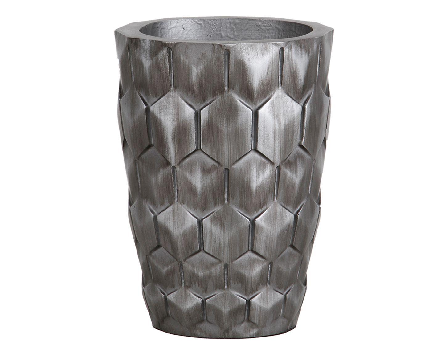 Vaso Cubo - 19X27cm | Westwing.com.br