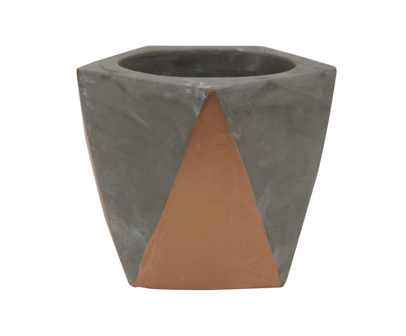 Cachepot Ozanan Gazpa Acobreado - 8,5cm | Westwing.com.br