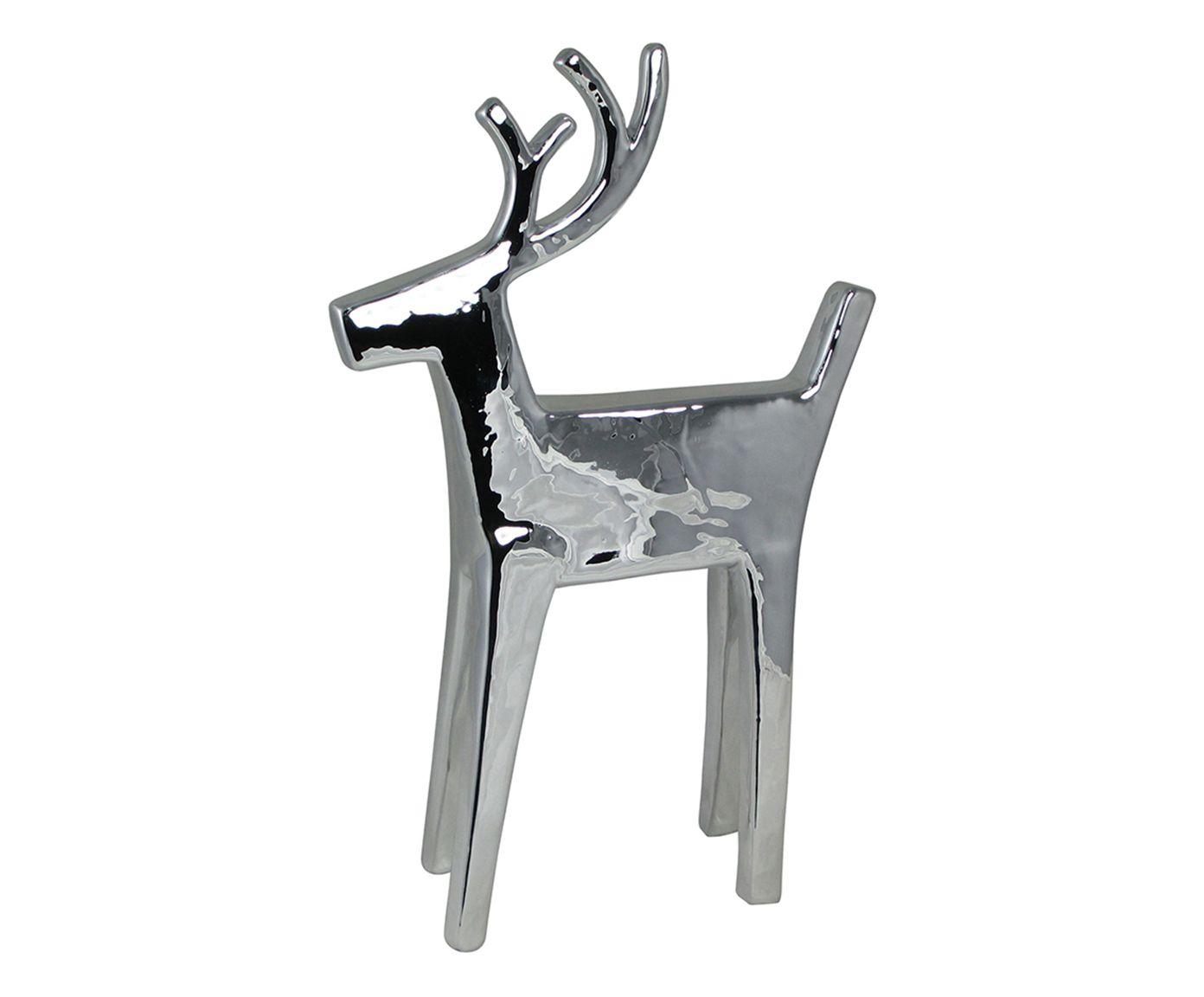 Adorno Veado - 20X31cm | Westwing.com.br