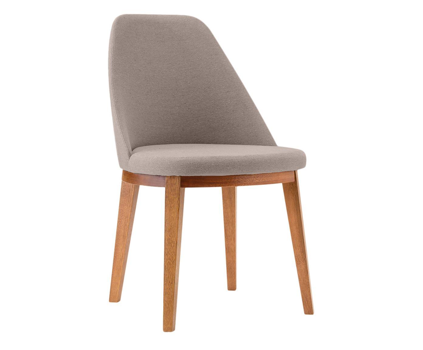 Cadeira Lisa Jute - 55X86X53cm | Westwing.com.br