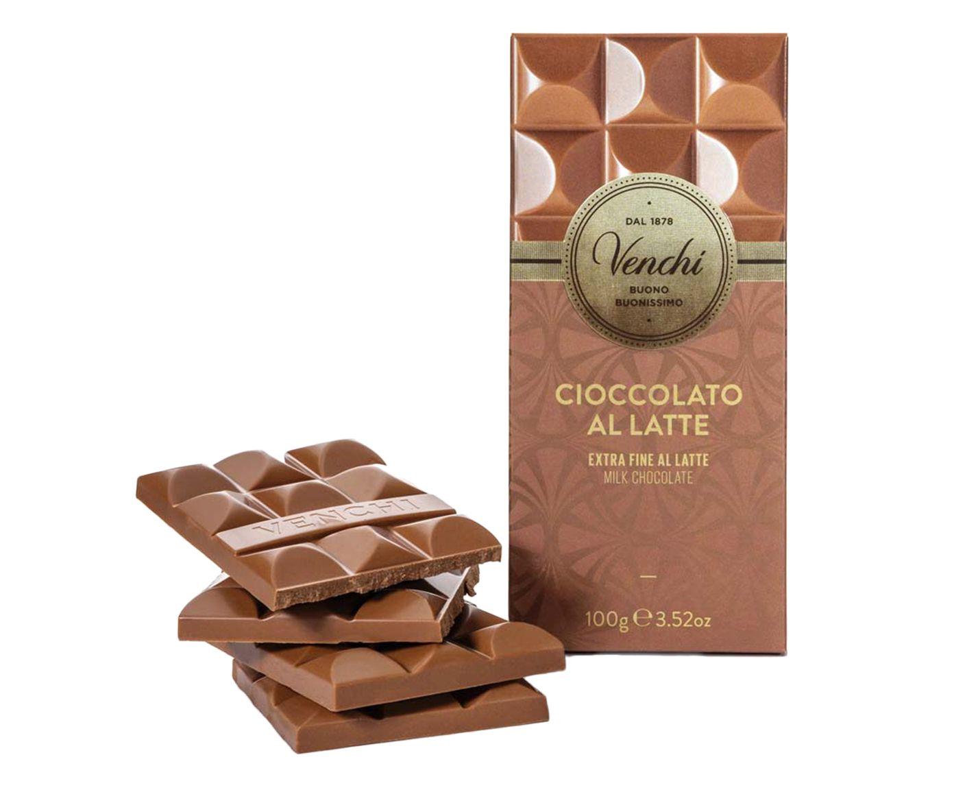 Barra de Chocolate Ao Leite - 100G   Westwing.com.br