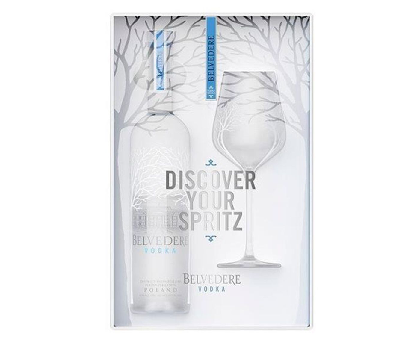 Vodka Belvedere Pure Spritz Glass - 700ml   Westwing.com.br