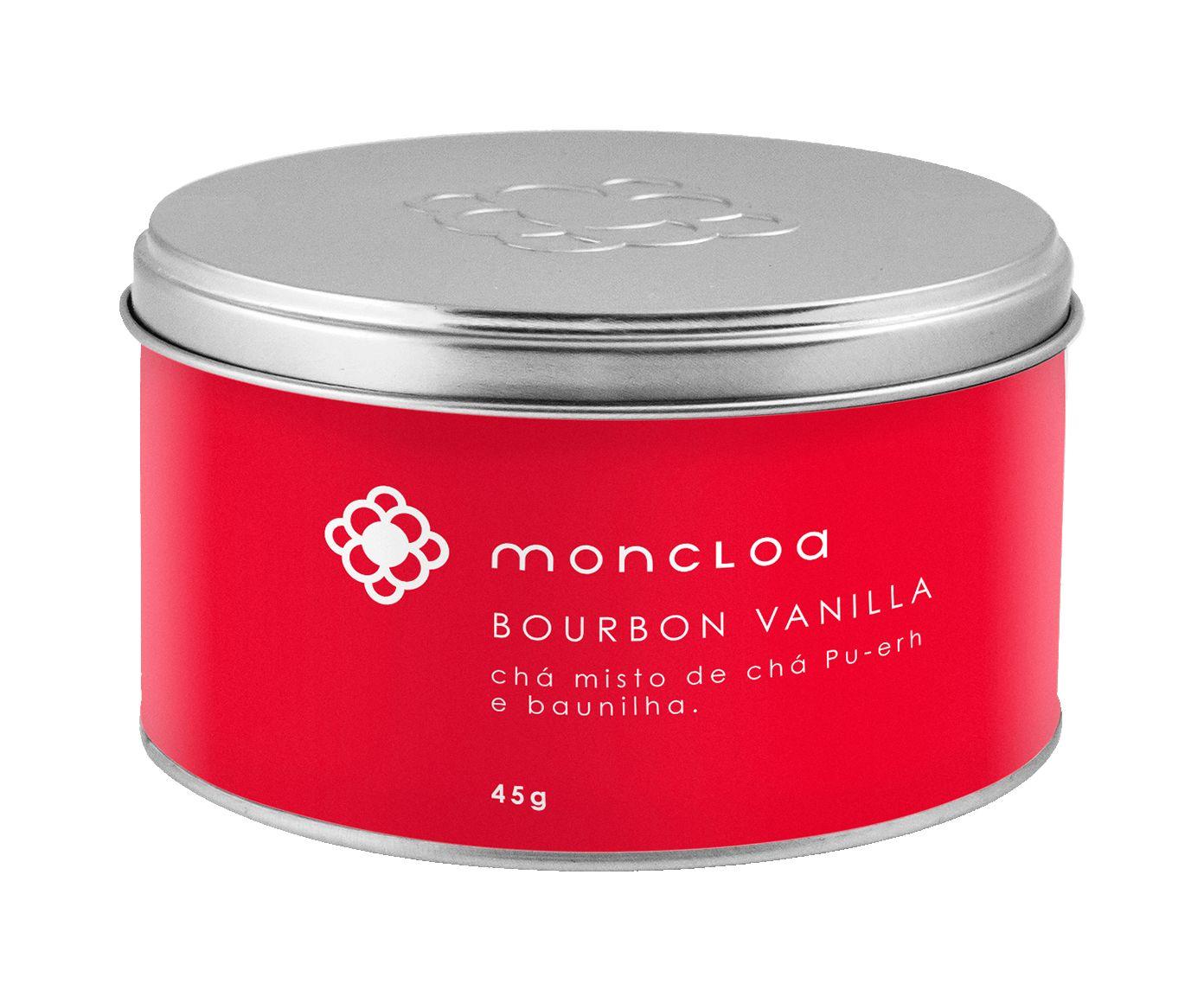 Chá Bourbon Vanilla - 45G | Westwing.com.br