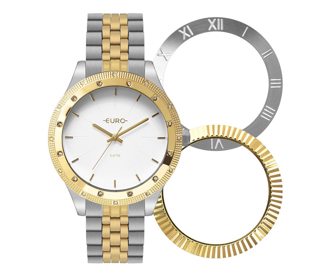 Relógio Analógico Troca Aro Euro | Westwing.com.br