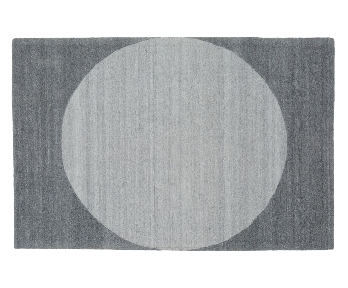 Tapete Artesanal Indiano Circle - 152X242cm | Westwing.com.br