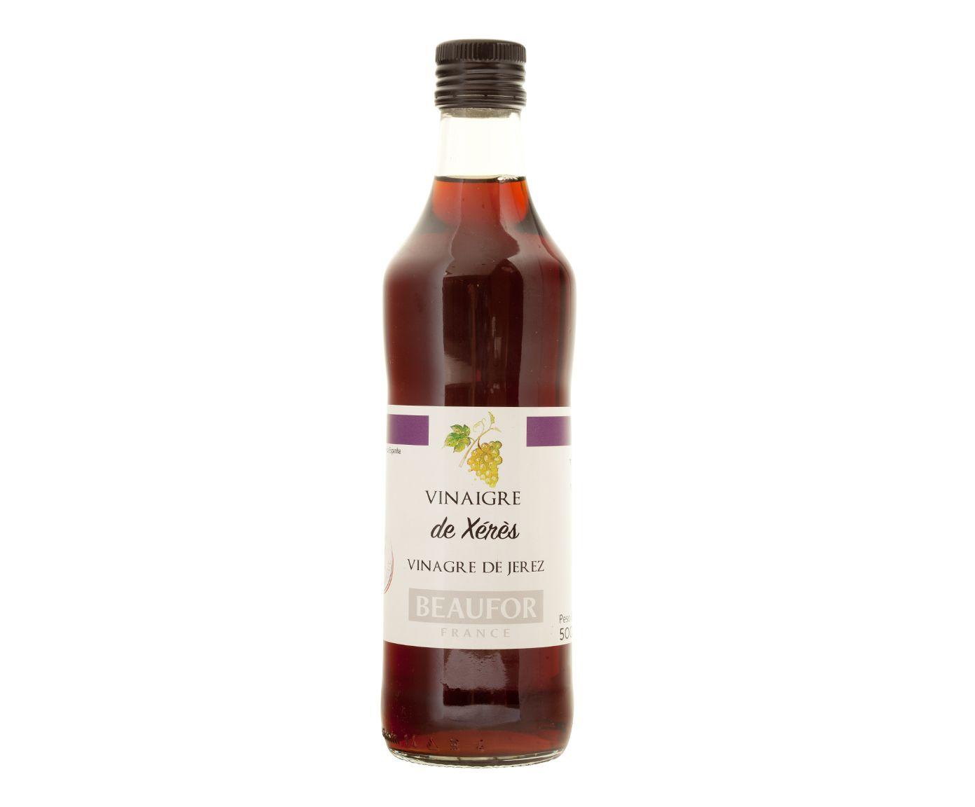 Vinagre Beaufor de Vinho Tinto - 500ml   Westwing.com.br