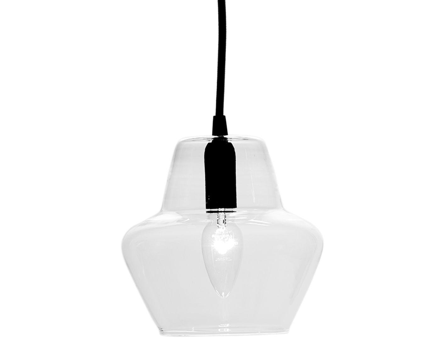 Pendente Clear Bivolt - 16cm | Westwing.com.br