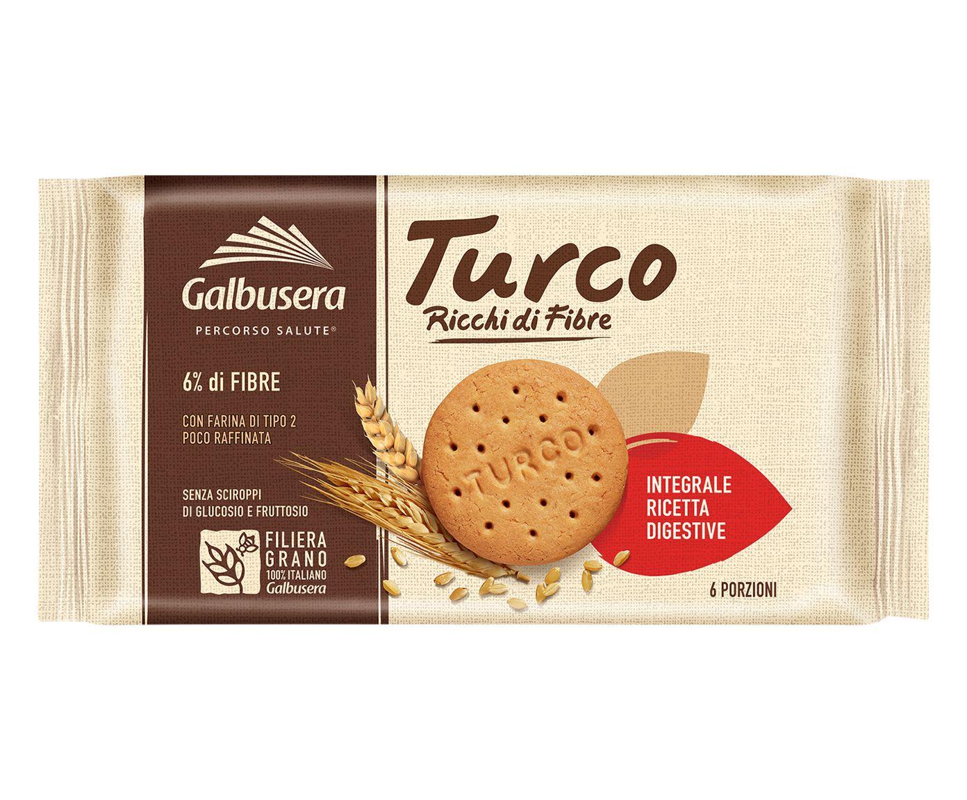 Biscoito Amanteigado Integral Ricchi Di Fibri - 260G | Westwing.com.br