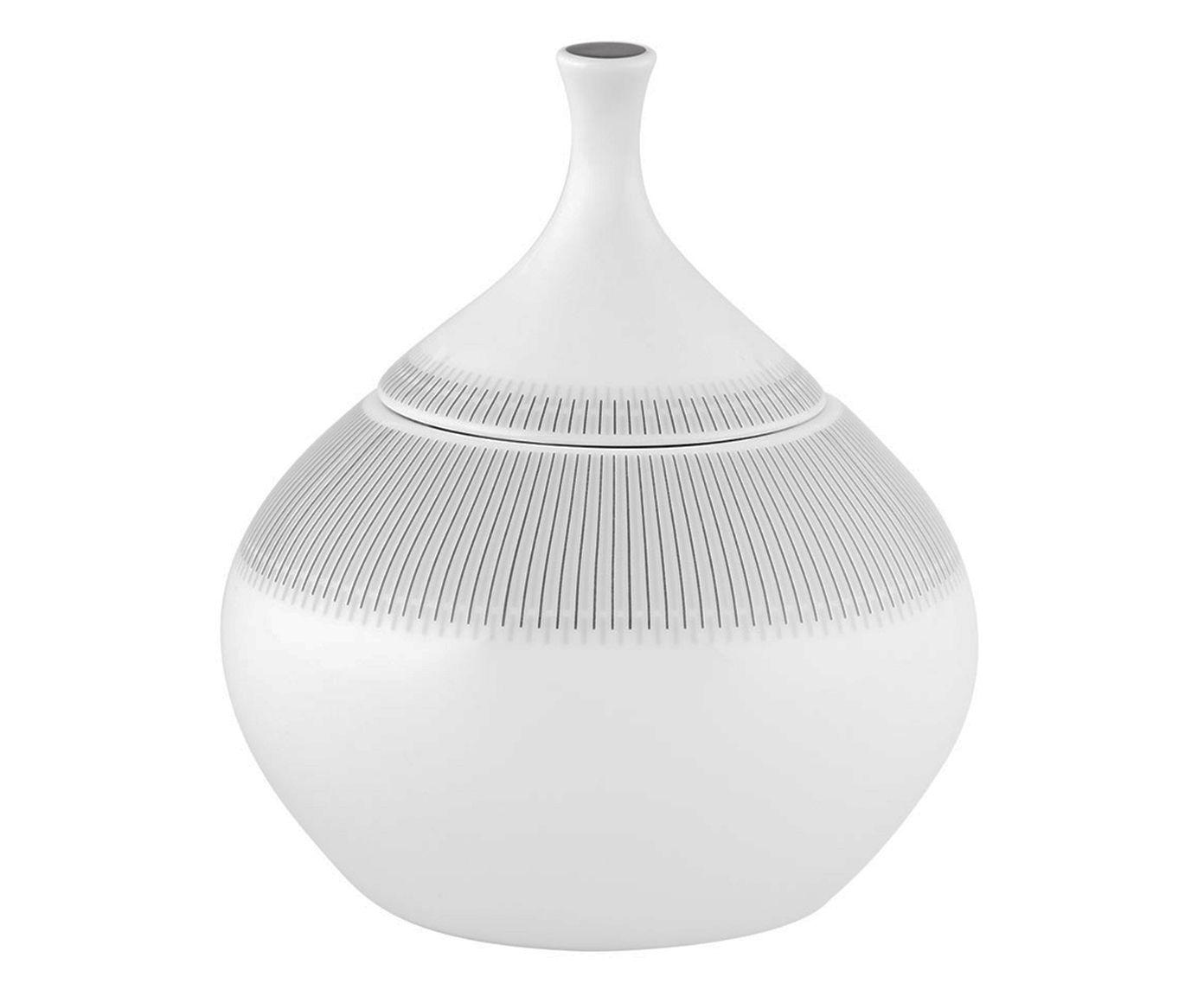 Açucareiro em Porcelana Elegant - 298ml   Westwing.com.br