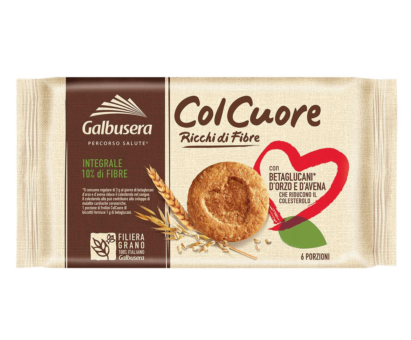 Biscoito Integral com Fibra Colcuore - 300G | Westwing.com.br