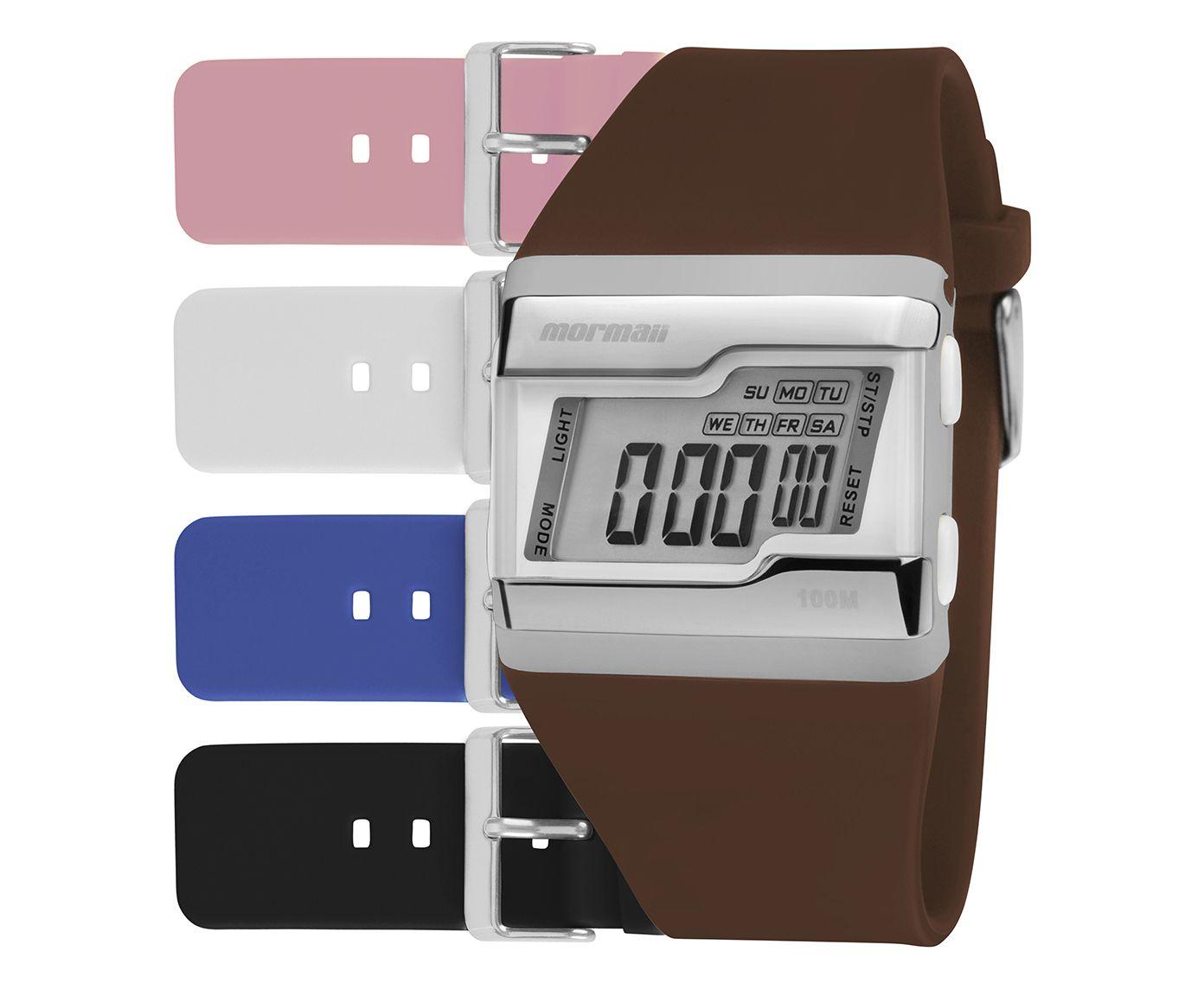 Relógio Digital Mormaii   Westwing.com.br