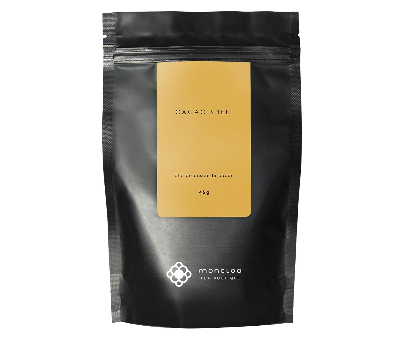 Chá Cacao Shell Pouch - 45G | Westwing.com.br