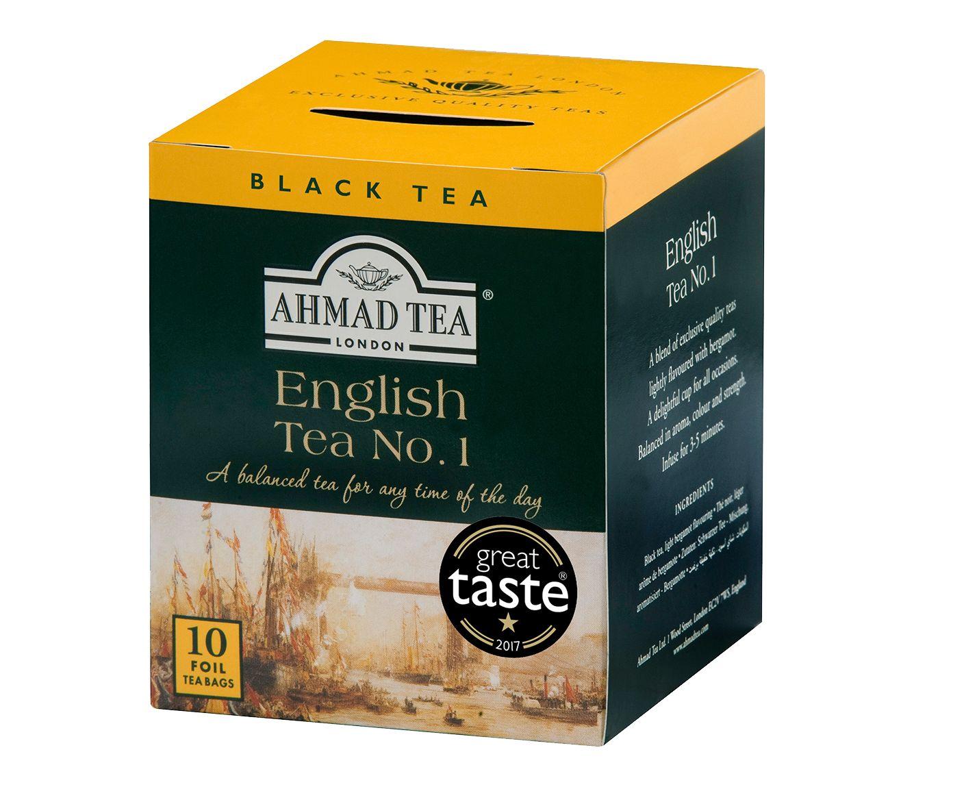 Chá Eau Ahmad English Tea Nº 1 - 20G | Westwing.com.br