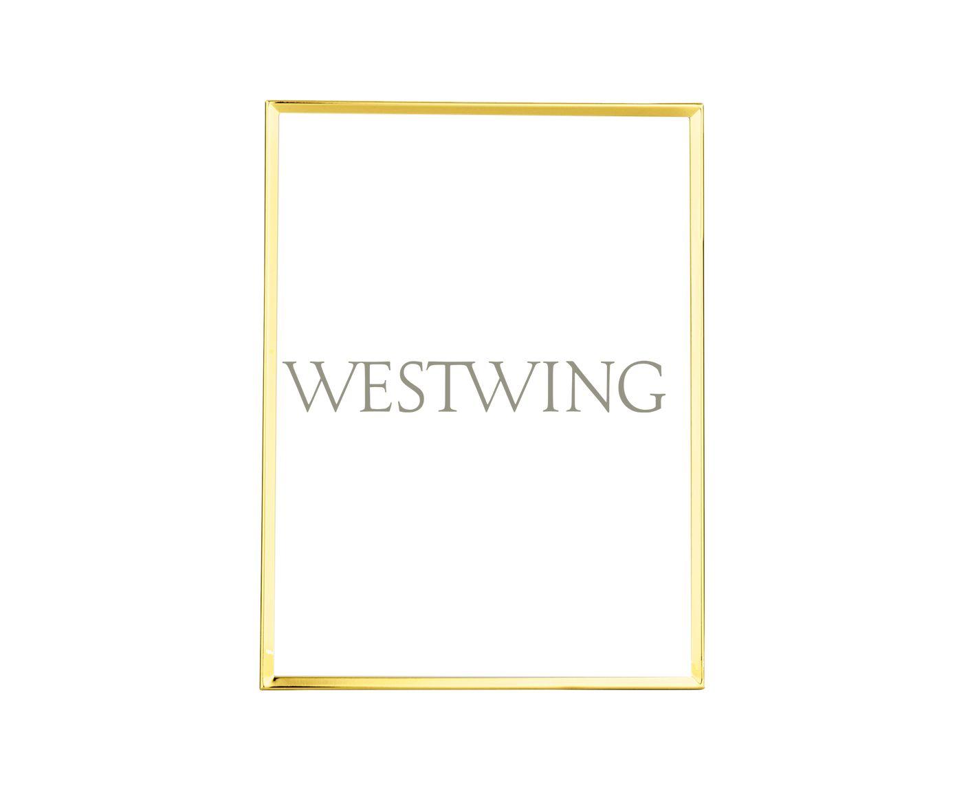 Porta-Retrato Ferrario Thin - Foto 20X25cm   Westwing.com.br