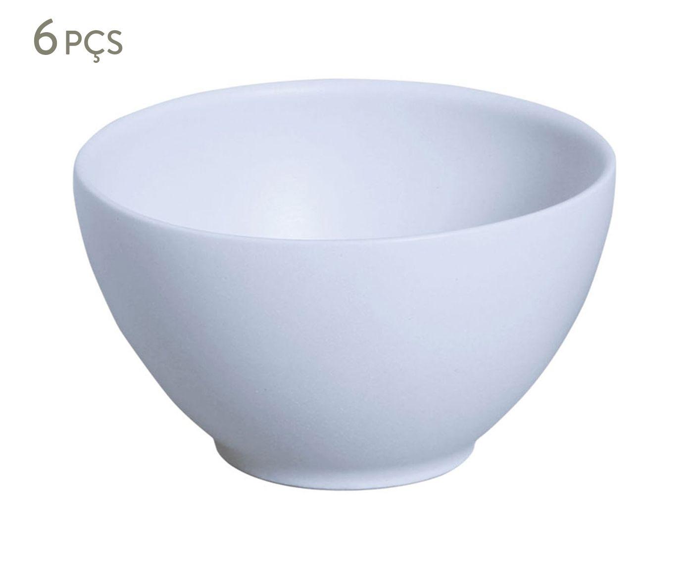 Jogo de Bowls Coup Stoneware Is - 540ml | Westwing.com.br