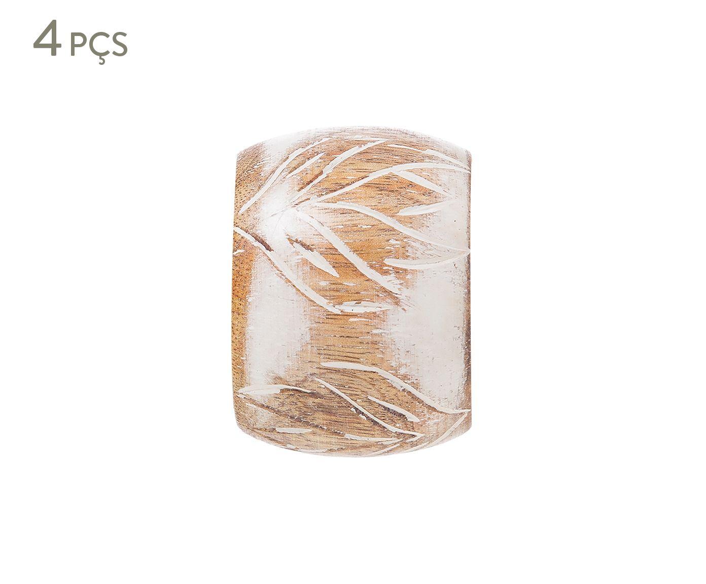 Jogo de Anéis de Guardanapo Complement - 55X55cm | Westwing.com.br