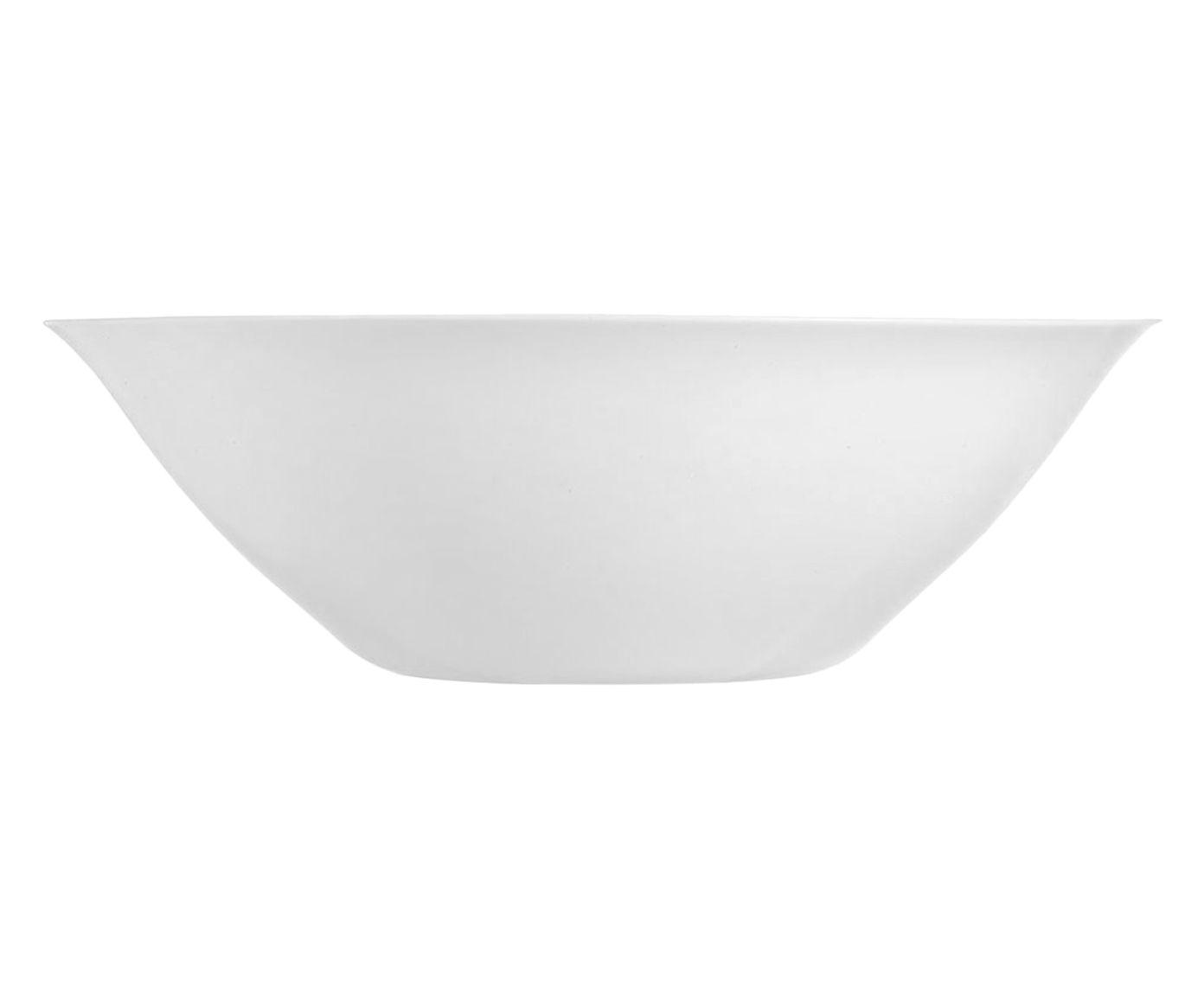 Saladeira Carine Branca - 2,4L   Westwing.com.br