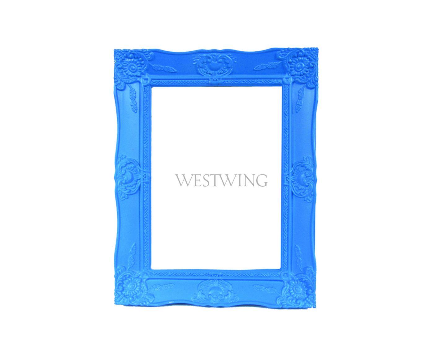 Porta-Retrato New Cirque Azul - Foto 20X25cm | Westwing.com.br