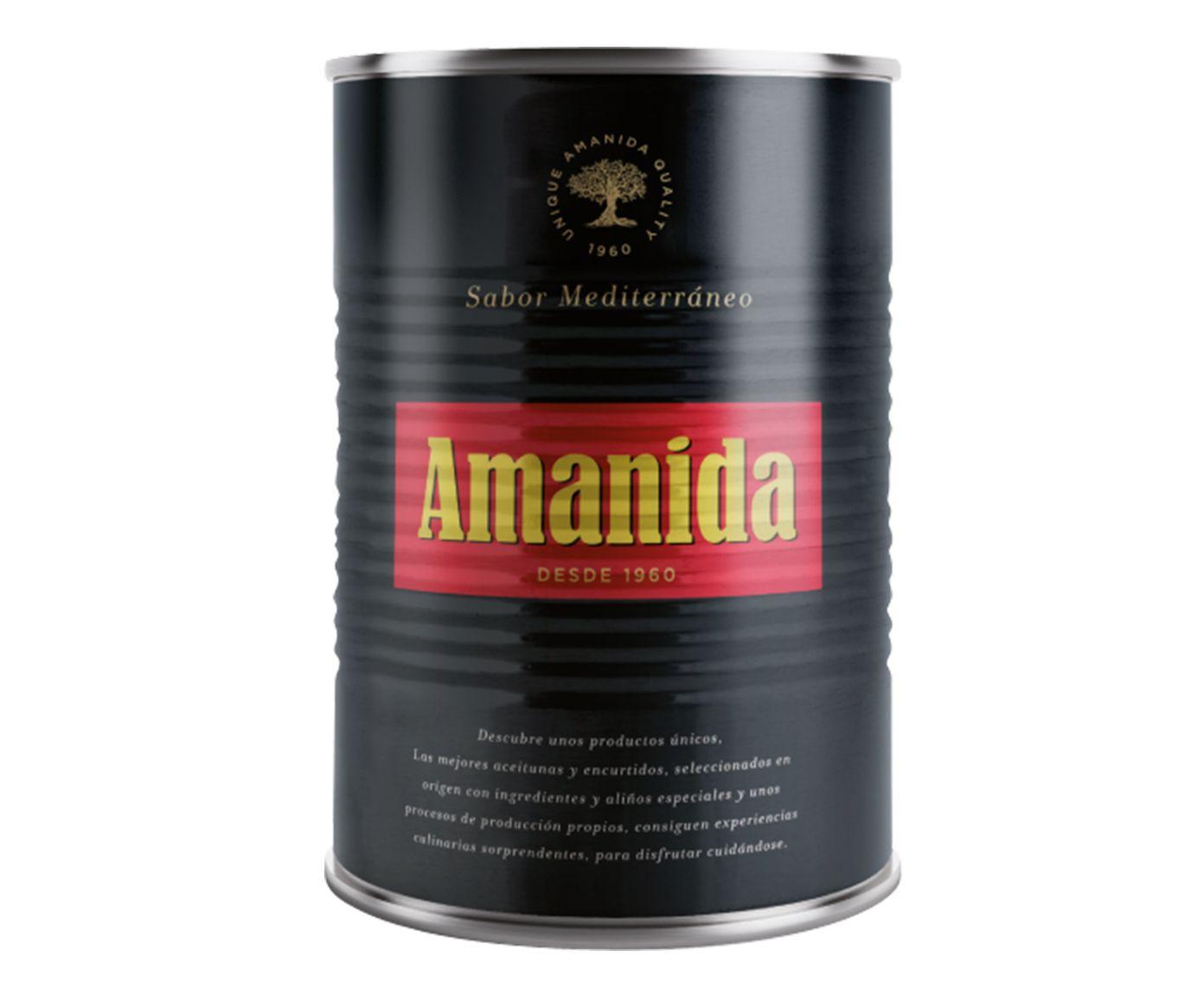 Azeitona Verde Trufada Amanida - 4Kg   Westwing.com.br