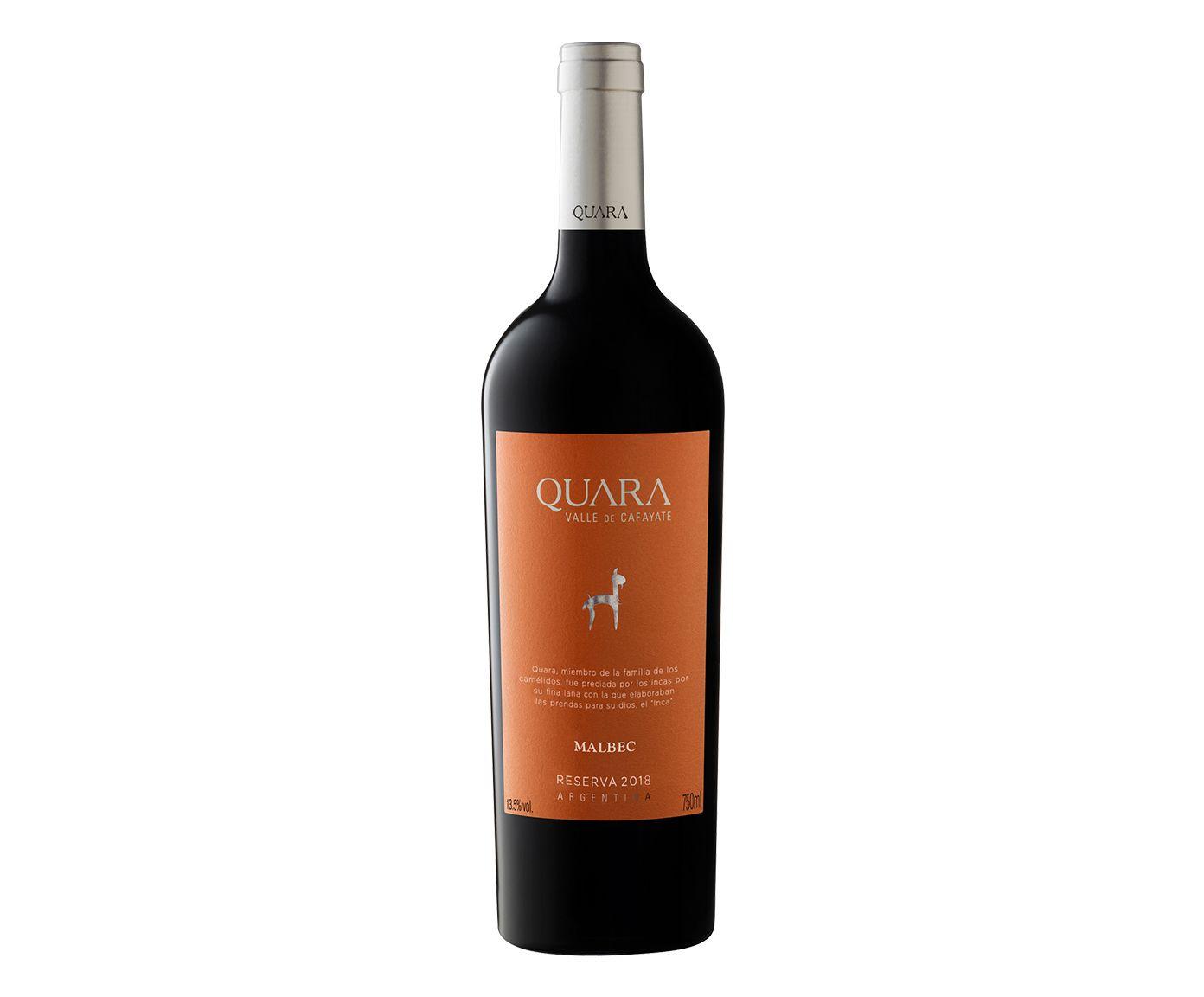 Vinho Tinto Quara Malbec Reserva - 750ml | Westwing.com.br