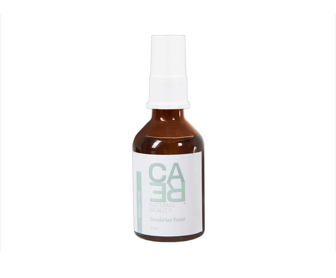 Água Termal Natural Hidratante, Tonificante Skin&Hair Food - 50ml | Westwing.com.br