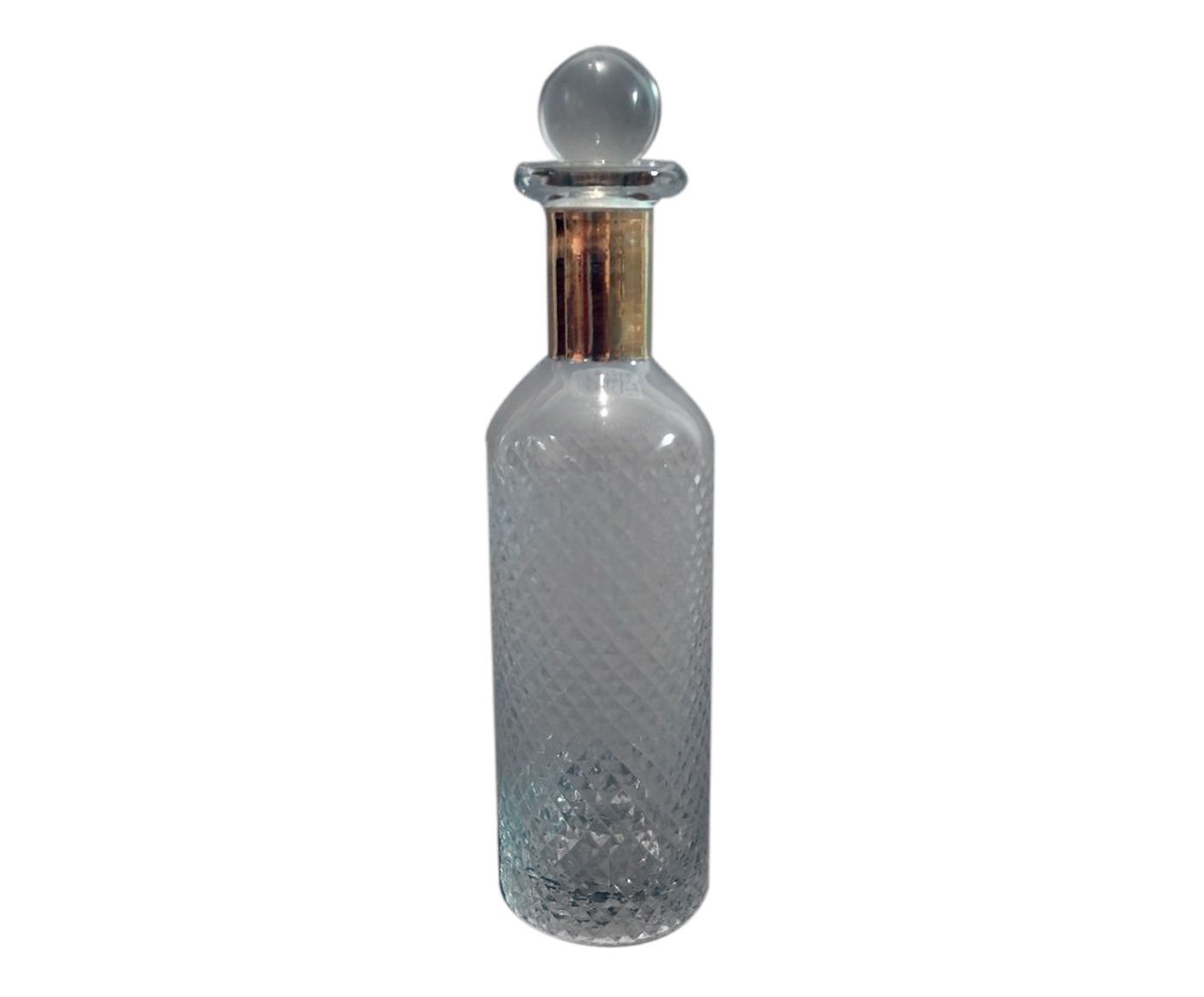 Garrafa Decorativa Diamante Shine Slim - 7cm   Westwing.com.br