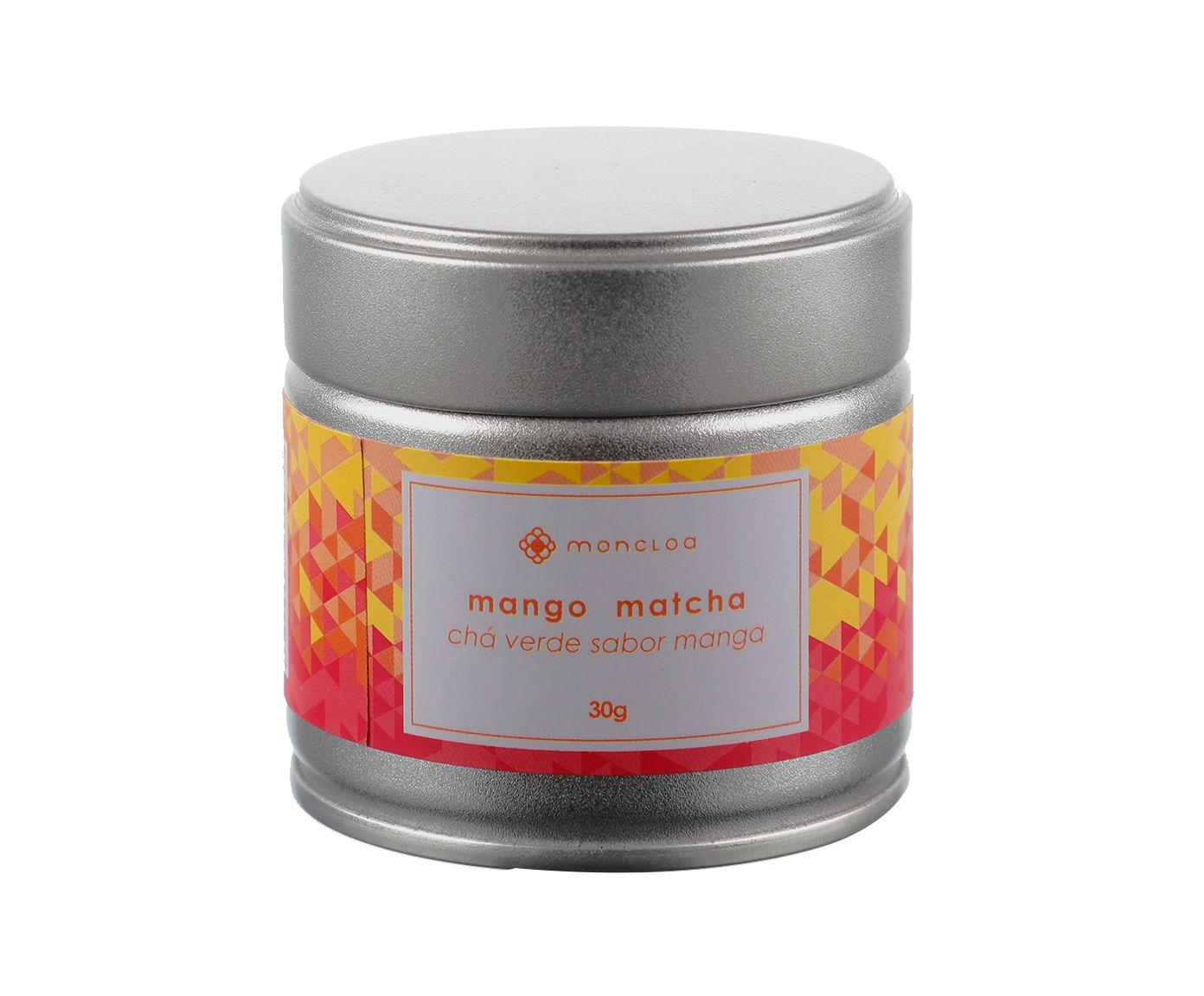 Chá Mango Matcha - 30G | Westwing.com.br