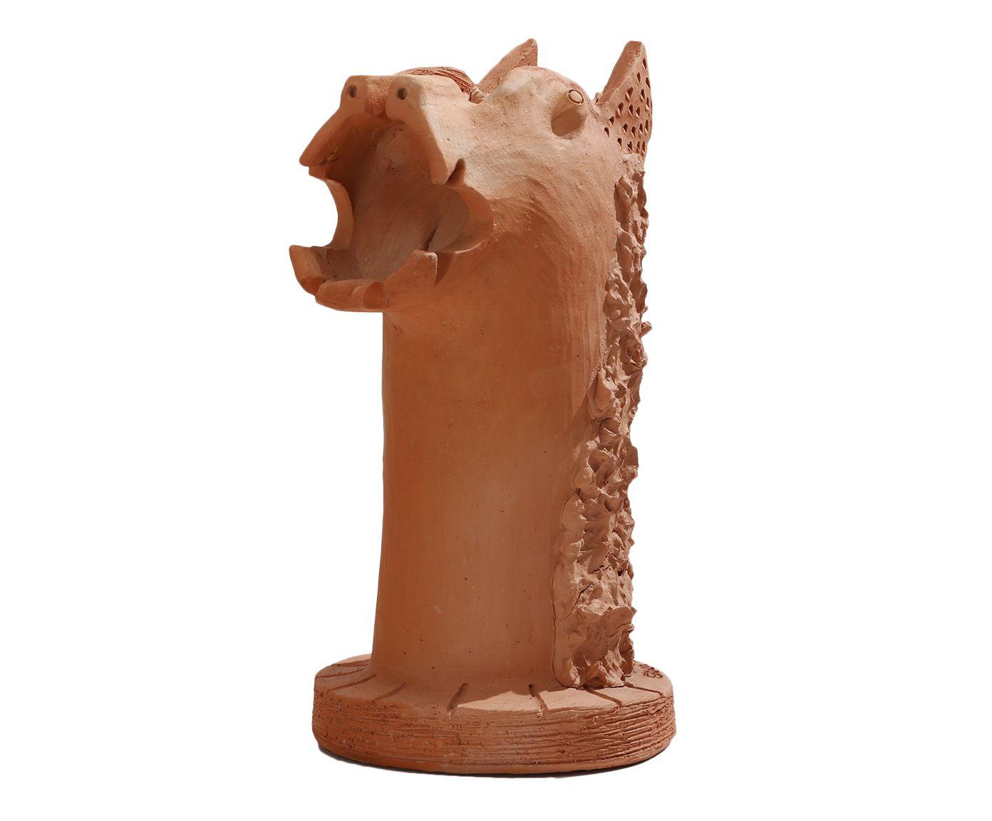 Escultura Carranca I - 37,5cm   Westwing.com.br