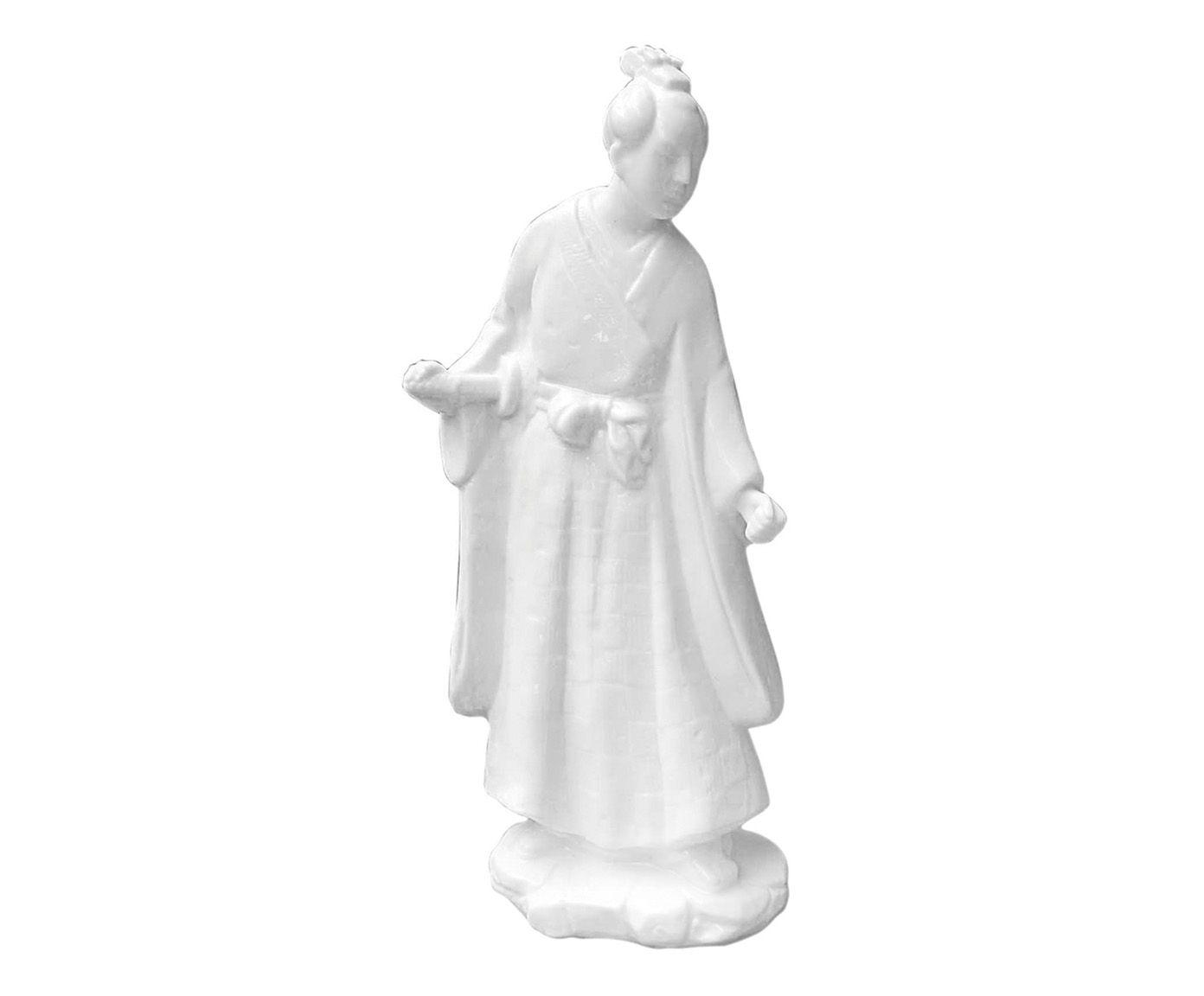 Adorno Samurai - 9X25X10cm   Westwing.com.br