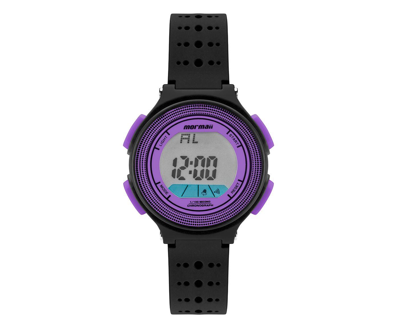 Relógio Digital Nxt Mormaii Preto | Westwing.com.br