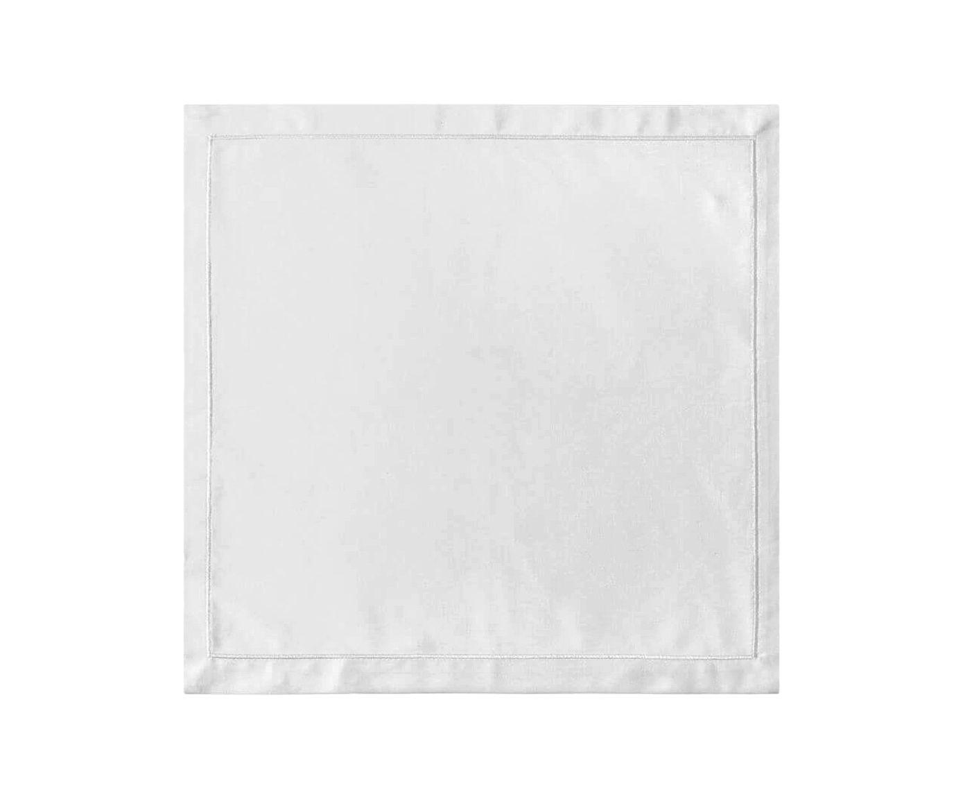 Guardanapo Ornato Branco - 45X45cm | Westwing.com.br