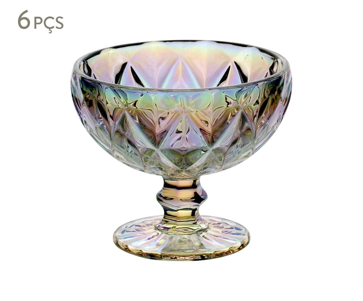 Jogo de Taças Empire Rainbow - 310ml   Westwing.com.br