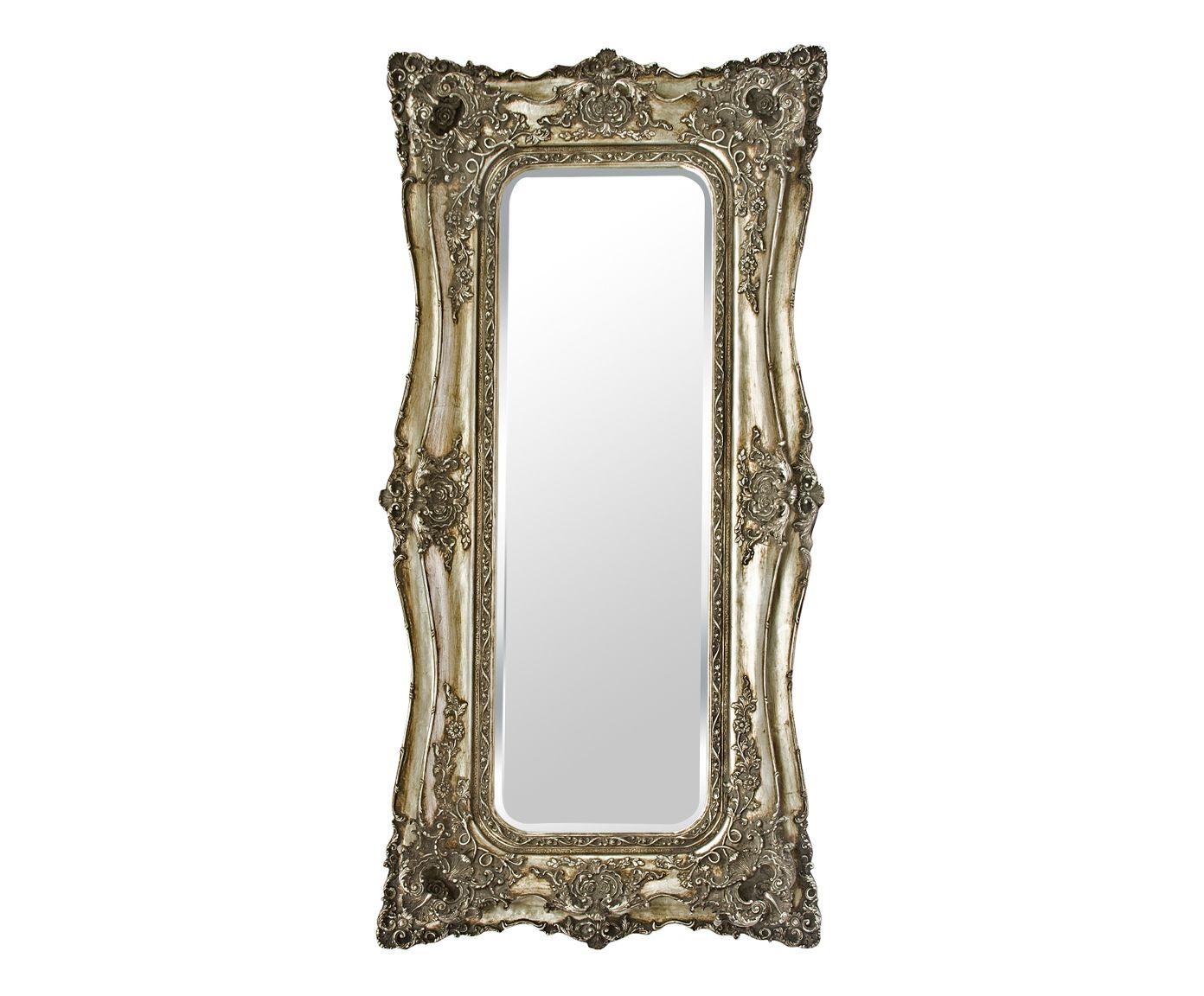 Espelho Caela Dourado - 90X180cm | Westwing.com.br