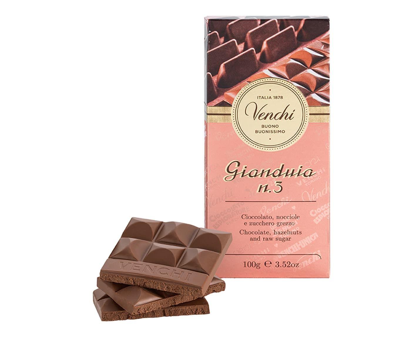 Barra de Chocolate Gianduitto - 100G | Westwing.com.br