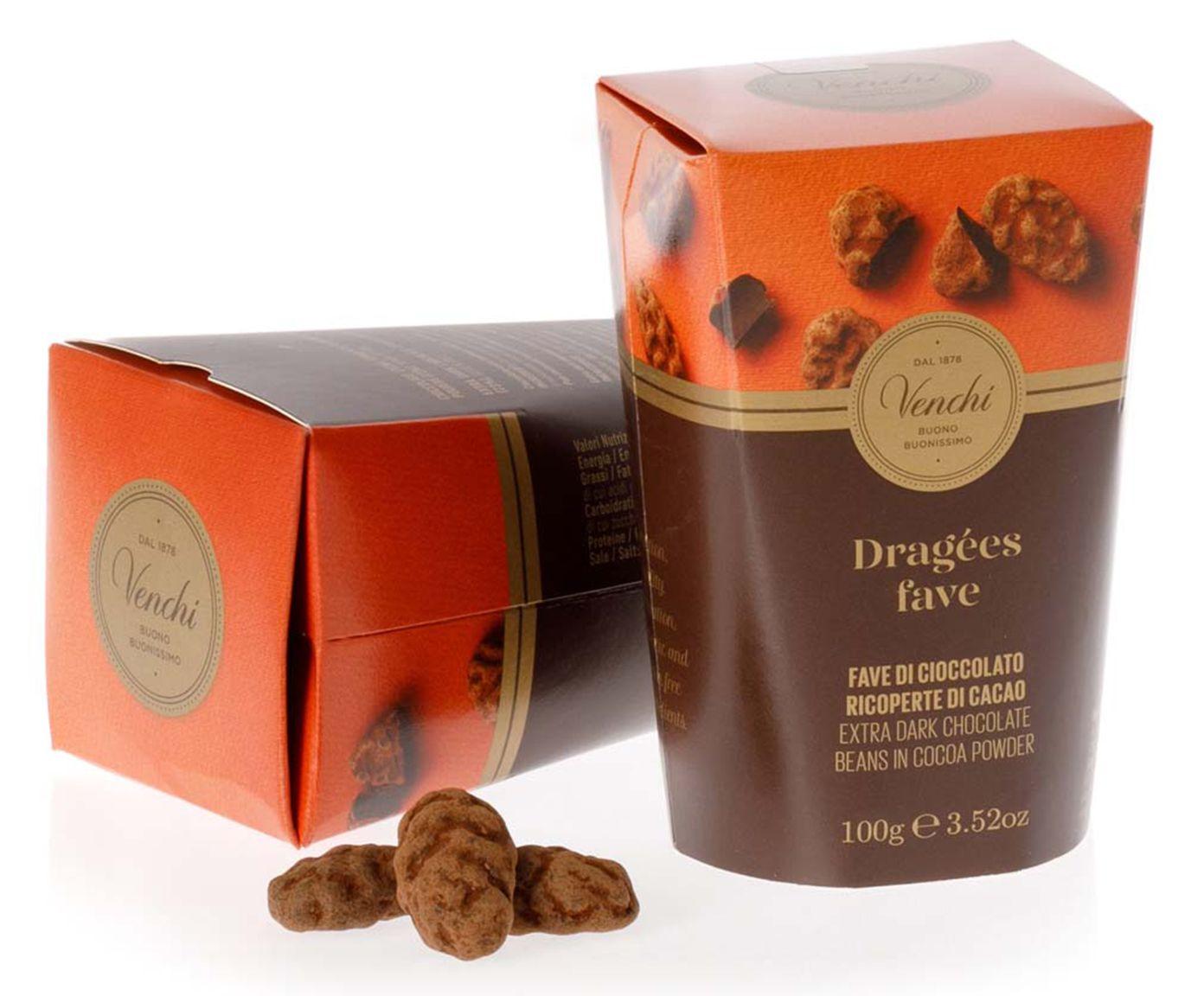 Favos de Chocolate Coberto com Cacau - 100G | Westwing.com.br