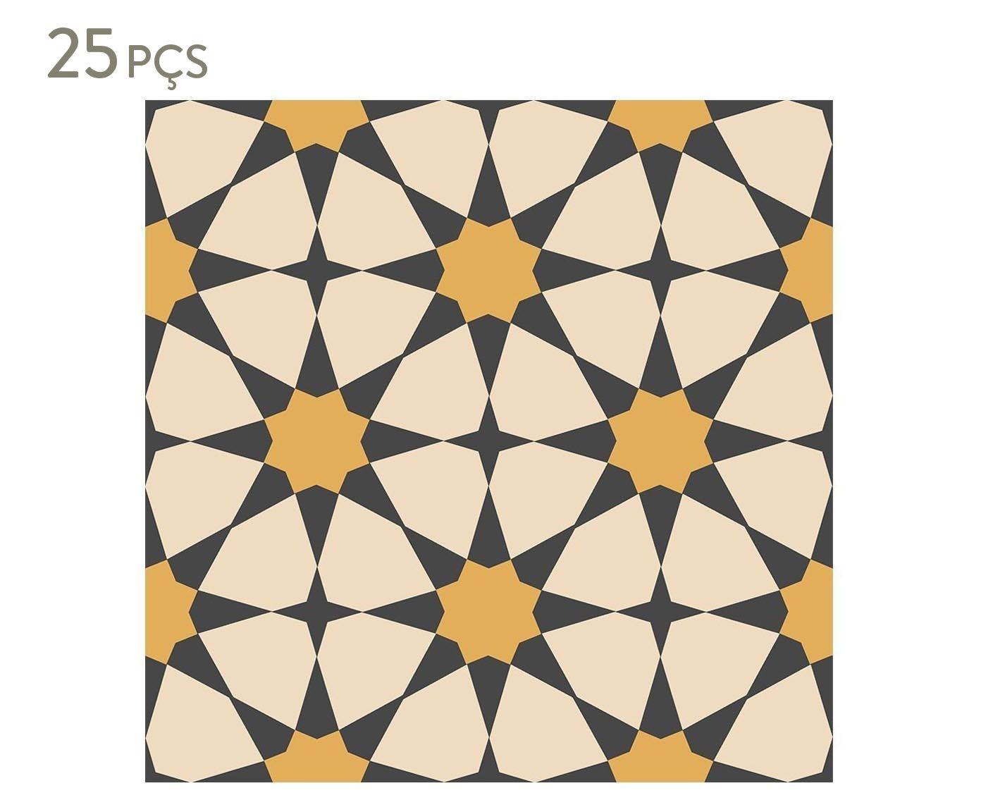 Conjunto de ladrilhos adesivos loren - 20x20cm | Westwing.com.br