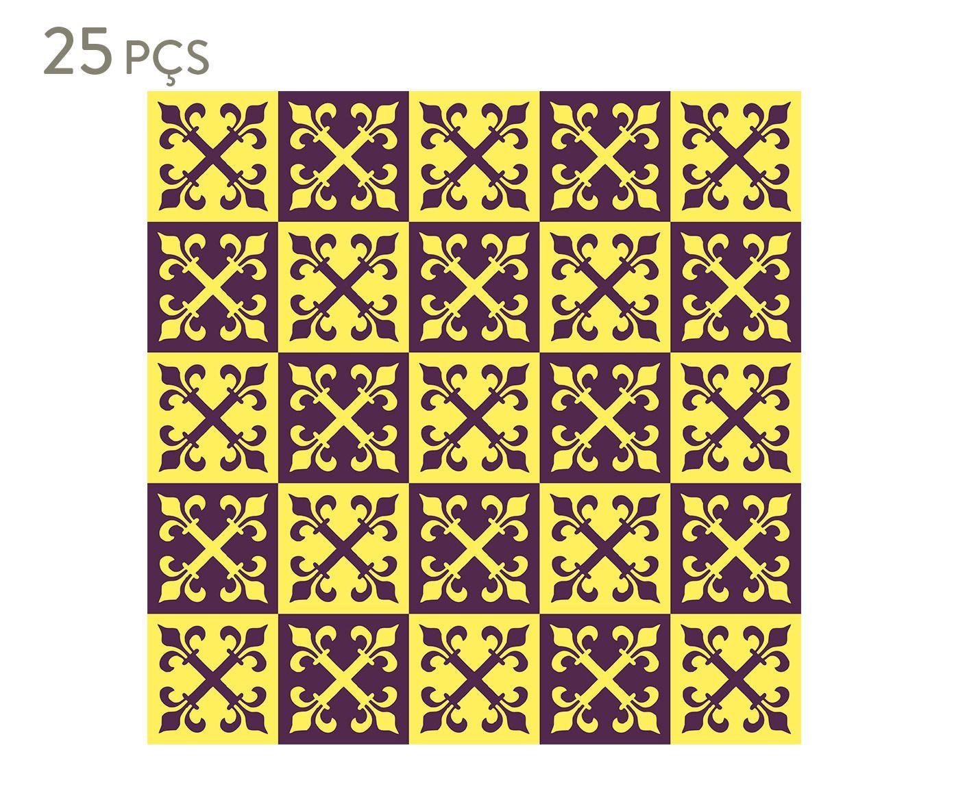Conjunto de ladrilhos adesivos dijion | Westwing.com.br