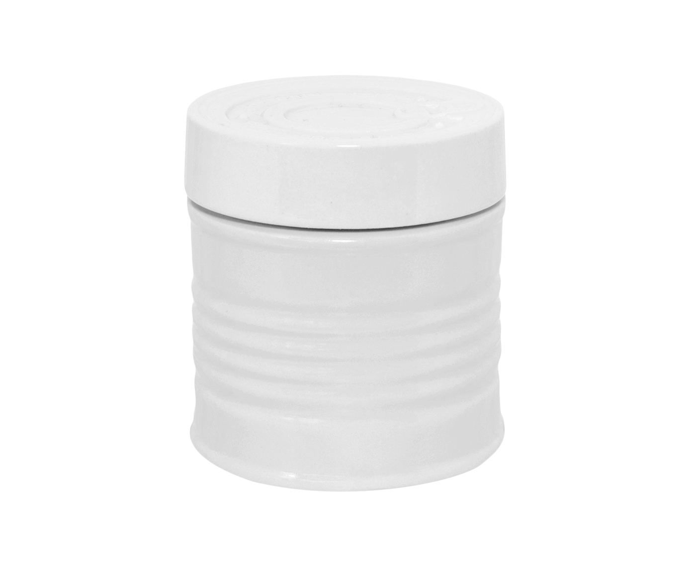 Pote Can Lata Branco - 700 ml | Westwing.com.br