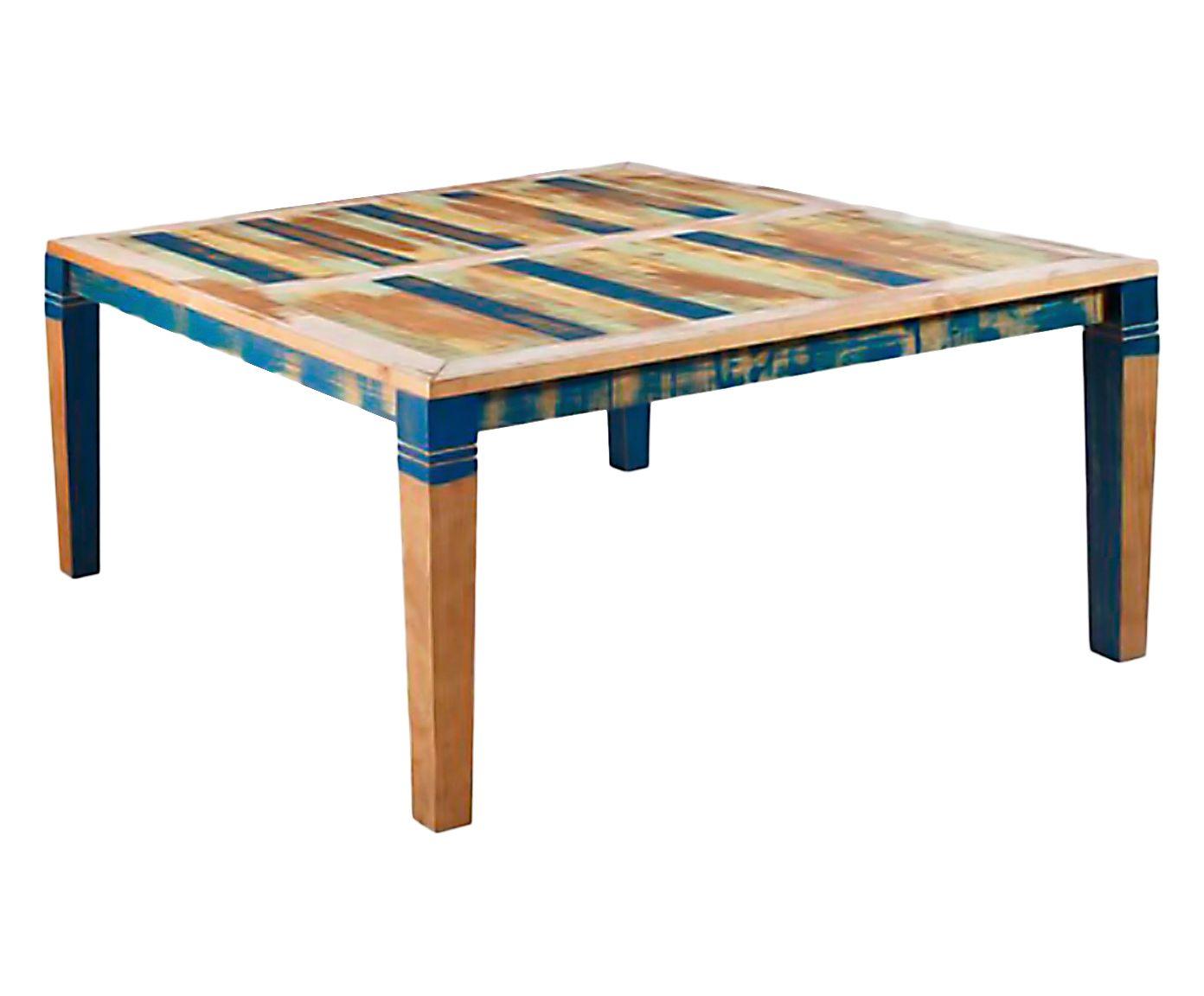 Mesa de Jantar Demolição - 150X78X150cm | Westwing.com.br