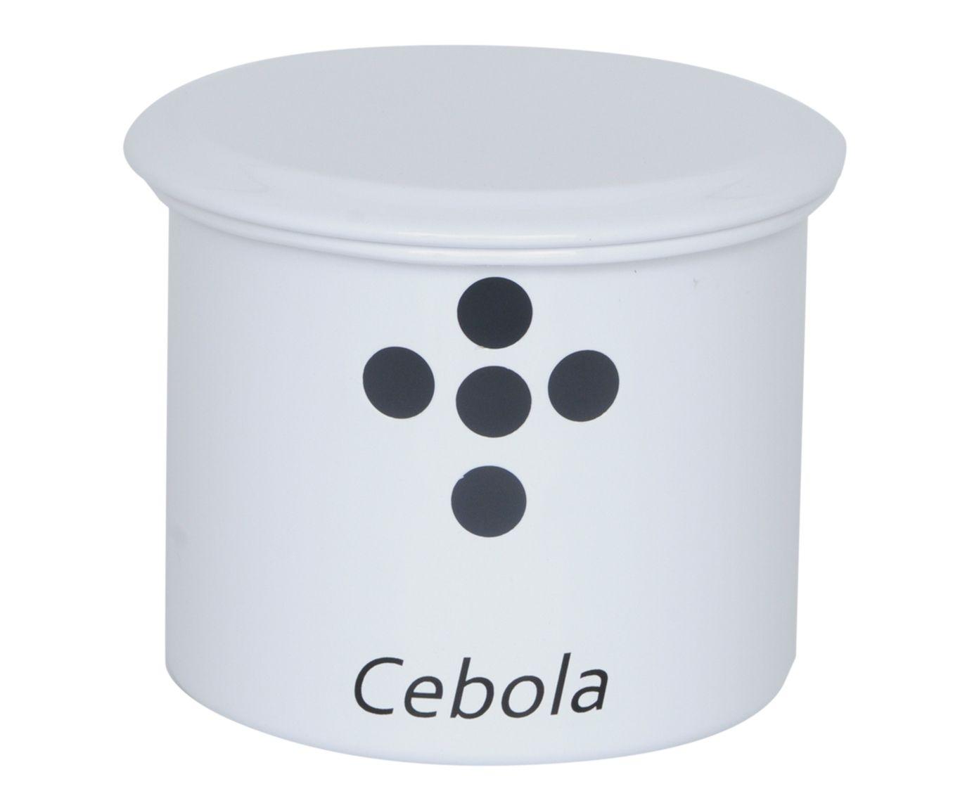 Porta-Cebola Lille - Branco   Westwing.com.br