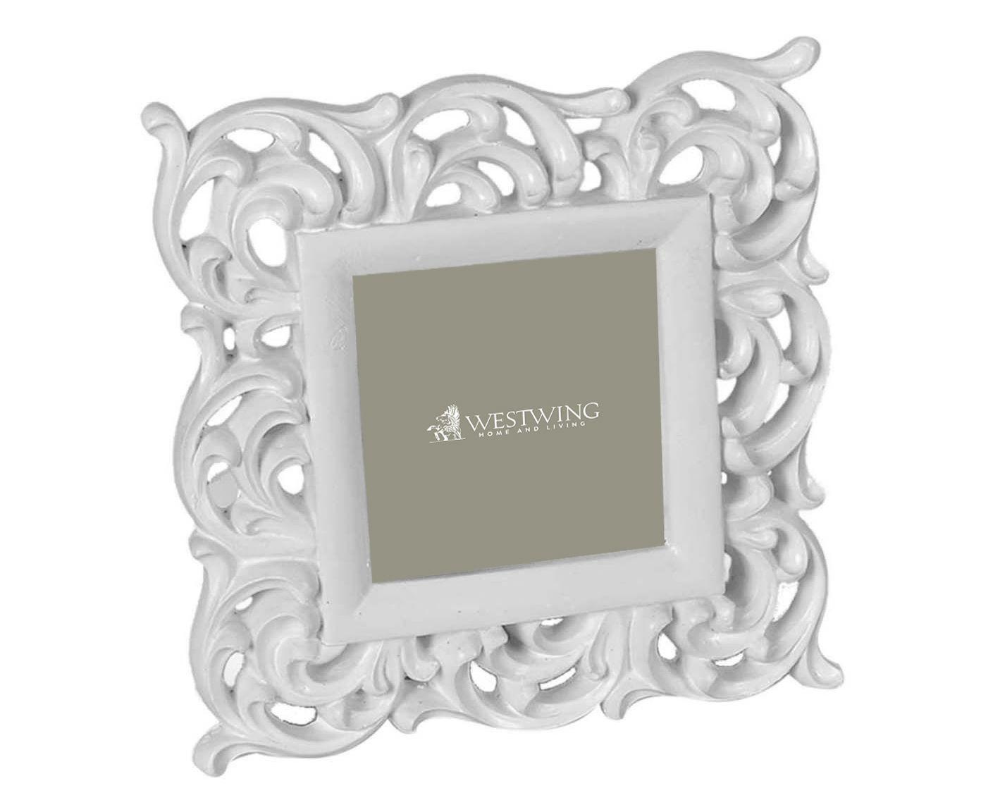 Porta-retratos classion arabesc - 14,5 cm | Westwing.com.br