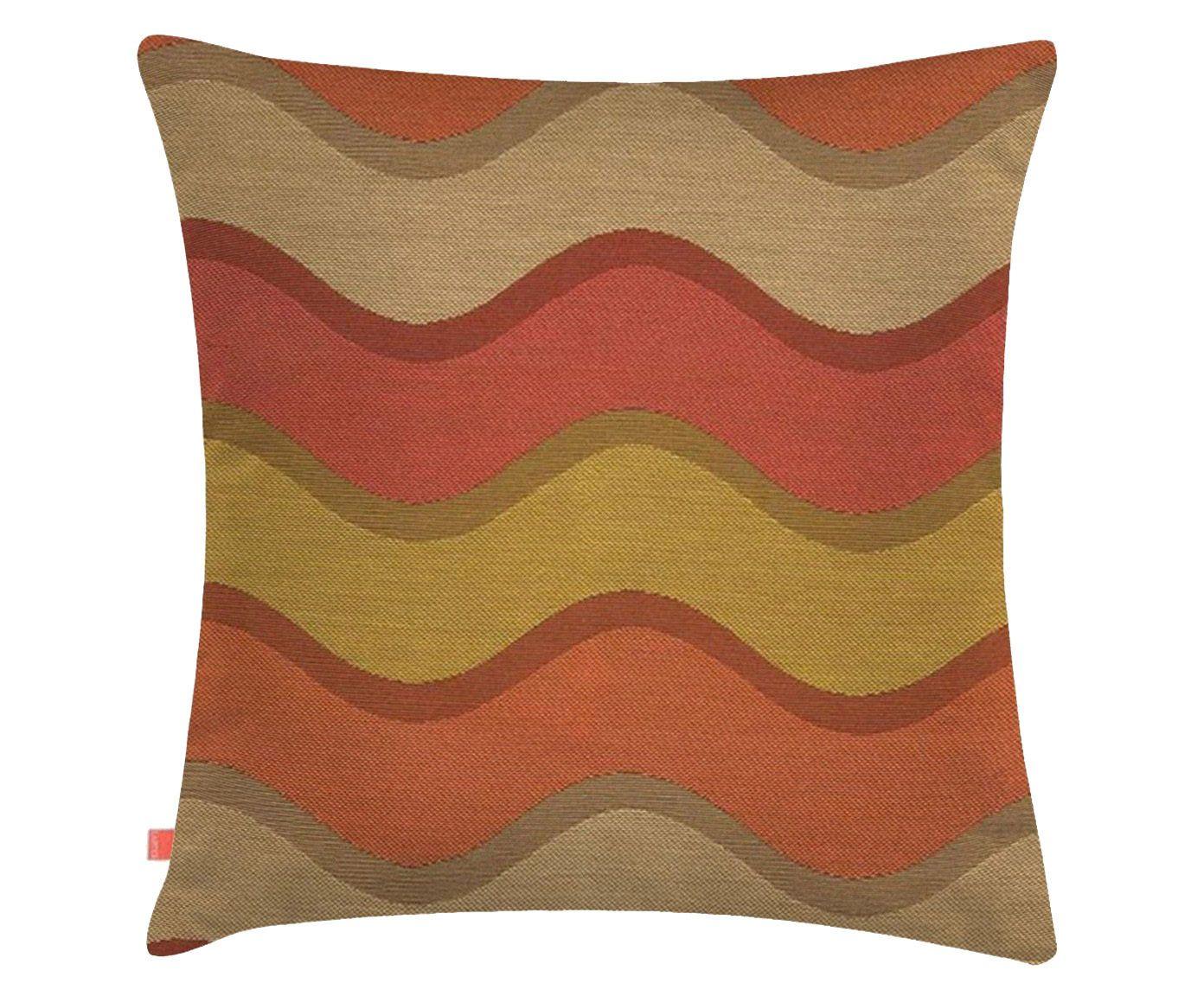Capa para almofada colorfux waves - 45x45cm | Westwing.com.br
