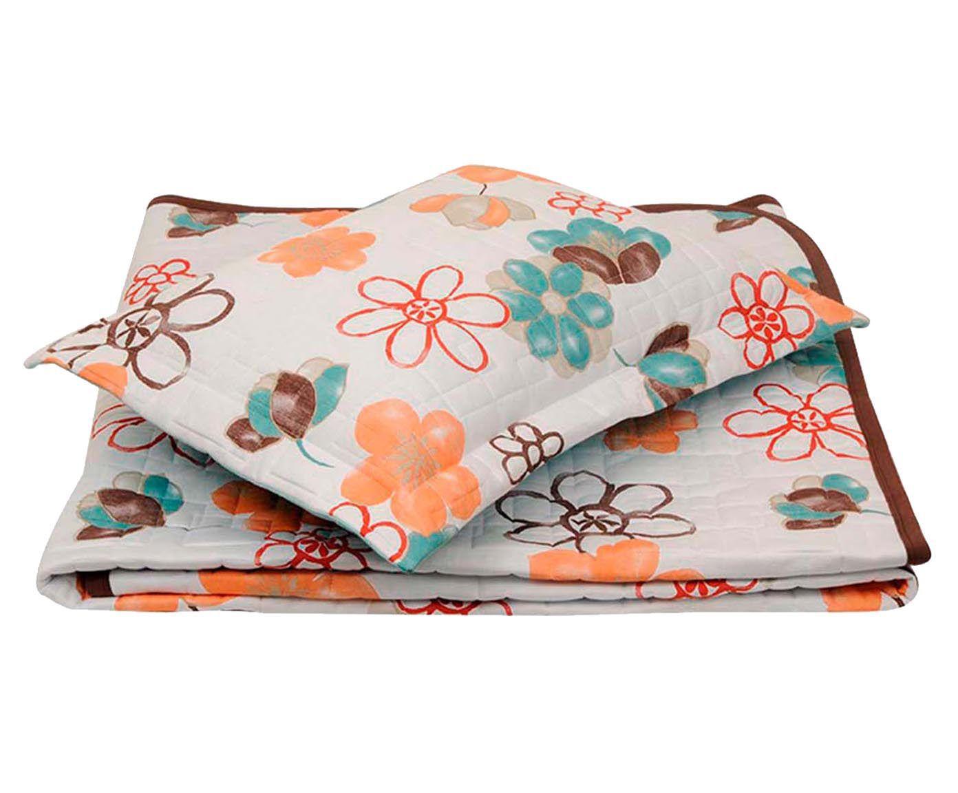 Conjunto de cobre-leito anne marie - para cama de solteiro   Westwing.com.br