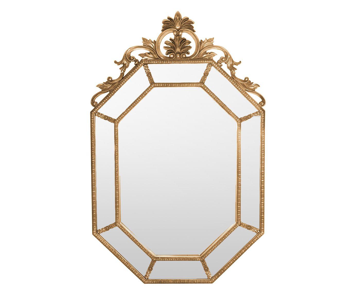 Espelho Cameny - 90X145cm | Westwing.com.br