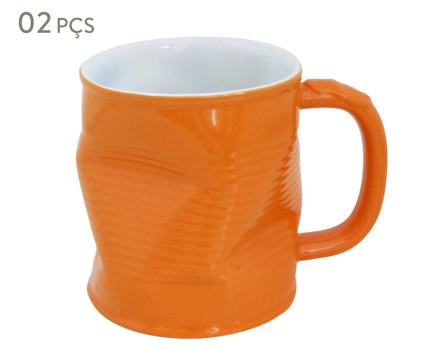 Conjunto de Canecas Smashed Creative - 320 ml | Westwing.com.br
