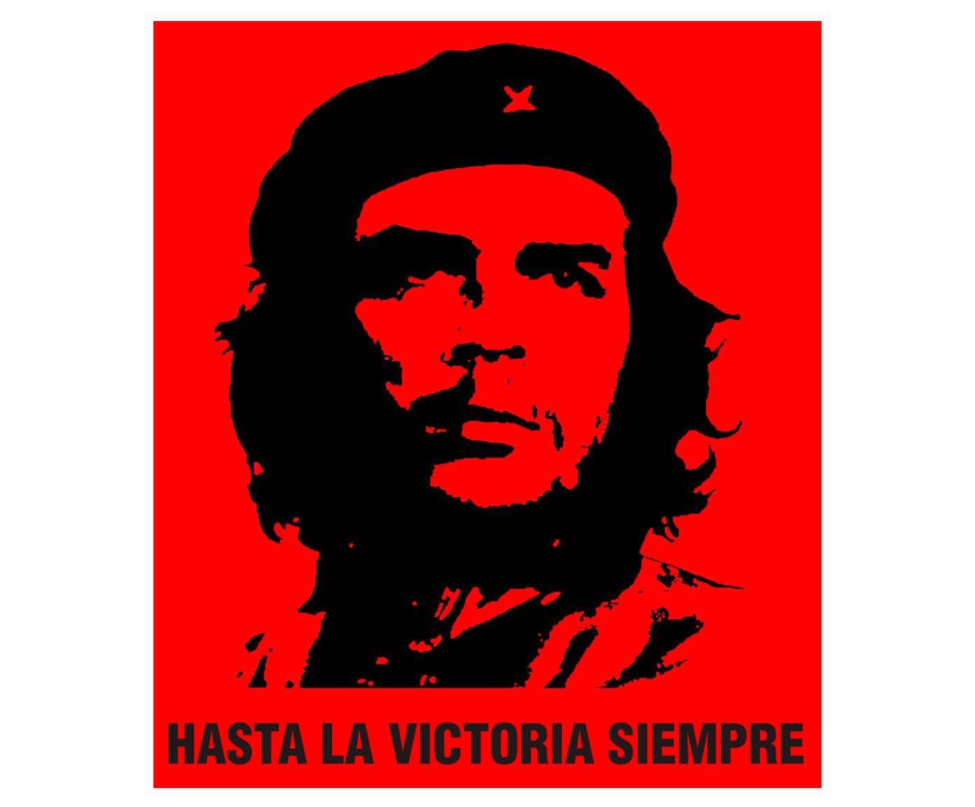 Gravura hasta la victoria siempre | Westwing.com.br