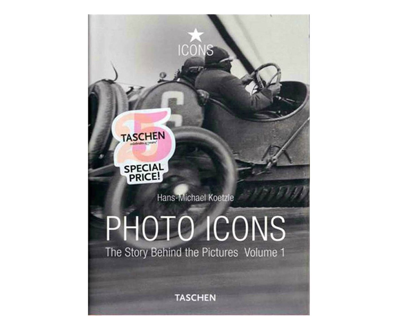 Livro Photo Icons - Volume 1 | Westwing.com.br