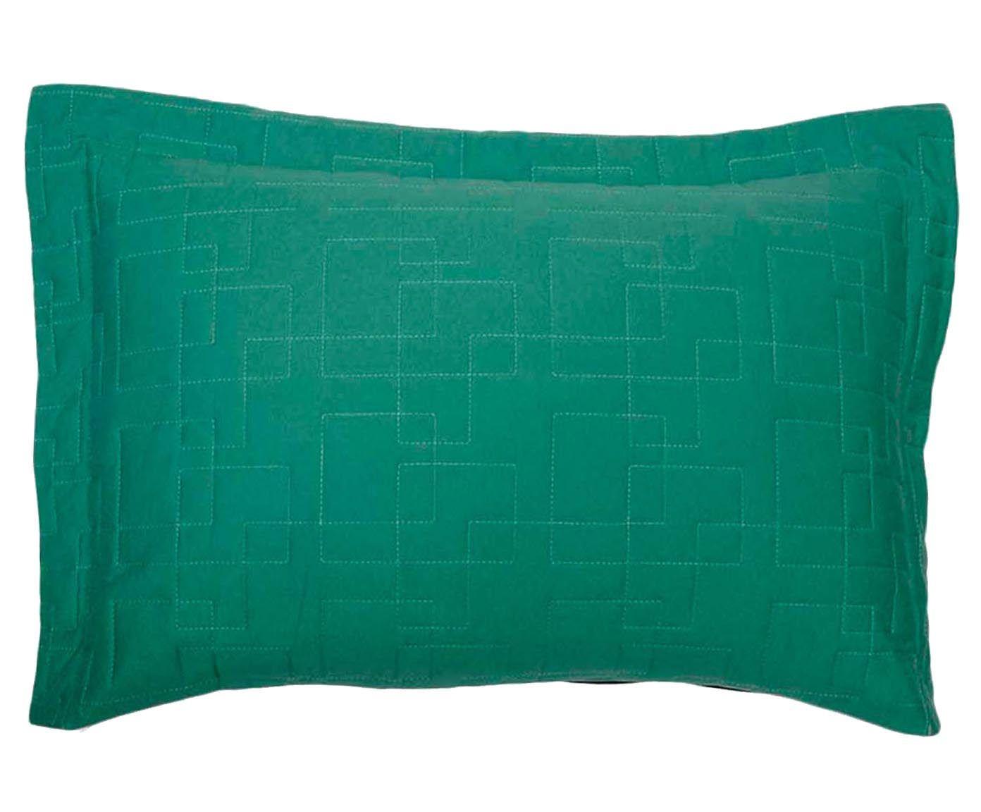 Porta-travesseiro colorado alecrim - 53x75cm | Westwing.com.br